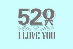 情人节带520的情侣网名