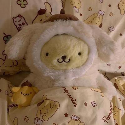 沙雕搞怪毛绒玩具熊头像