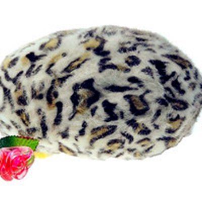个性时尚帽子微信头像图片