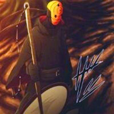 日本动漫《火影忍者》宇智波带土头像图片
