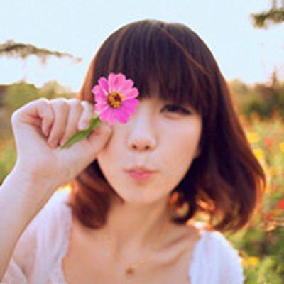 中性女生帅气短发头像