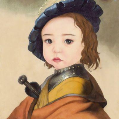 微信小孩头像可爱萌娃