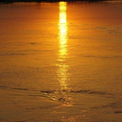 个性夕阳风景头像 夕阳西下美景