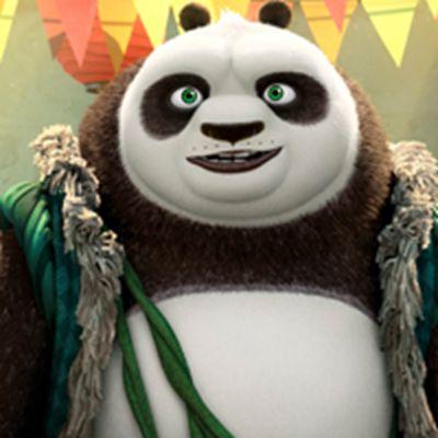 功夫熊猫3动画电影微信头像图片