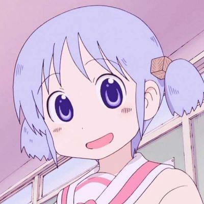 动漫人物图片女生可爱头像
