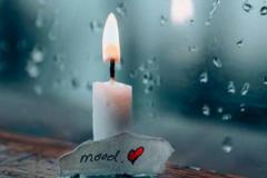 下雨的说说唯美伤感一句话