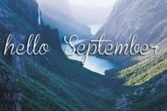 九月励志说说致自己